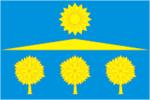 Официальный флаг Солнечногорский район Московская область