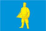 Официальный флаг Лотошинский район Московская область